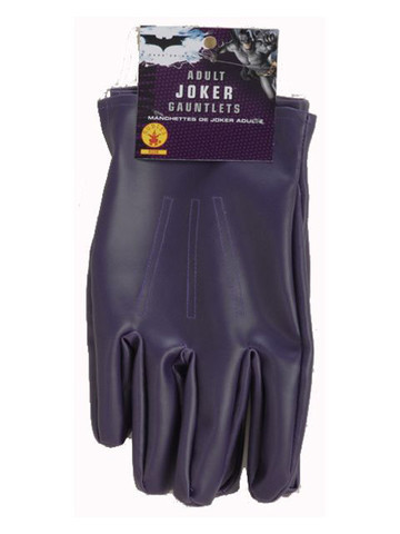 Batman Dark Knight The Joker Gloves Adult