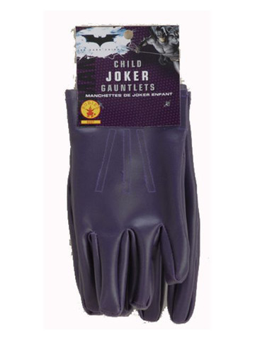 Batman Dark Knight The Joker Gloves Child