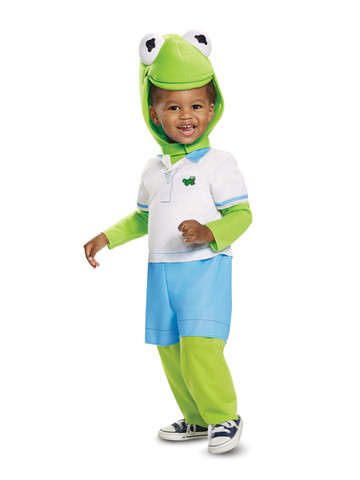 Kermit Costume for Toddlers