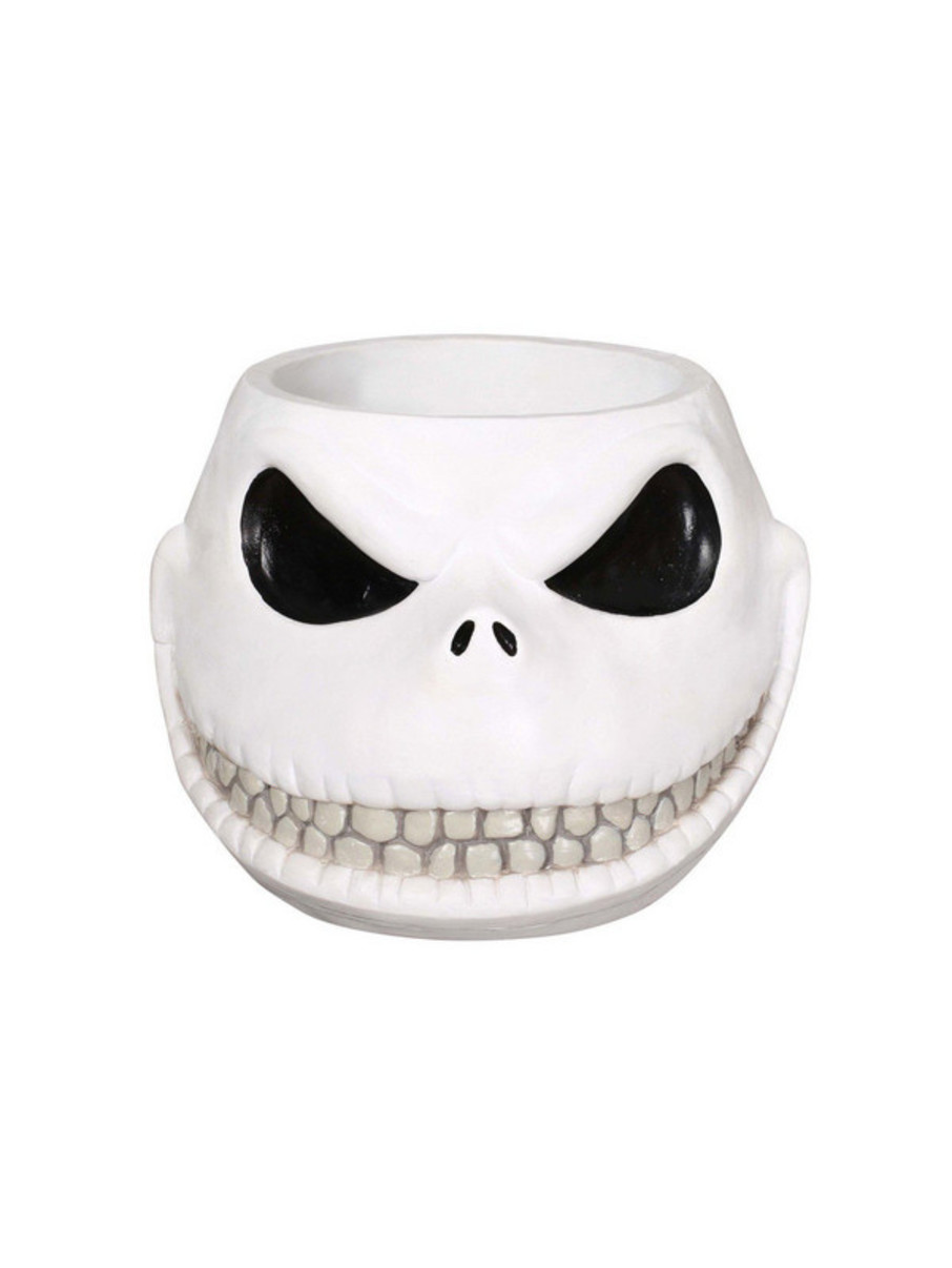 "View larger image of The Nightmare Before Christmas Jack Skellington 8"" Candy Bowl"