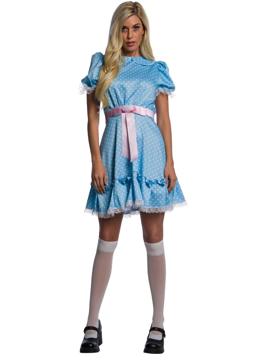 View larger image of The Shining Twin Dress Costume