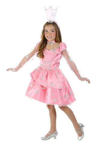 The Wizard of Oz Sassy Girls Glinda Costume