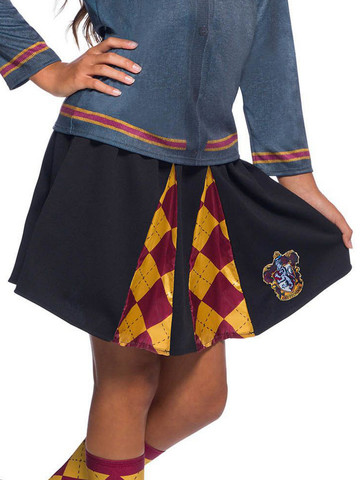 The Wizarding World Of Harry Potter Gryffindor Skirt for Girls