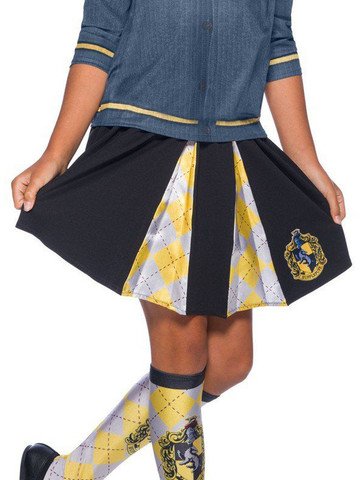 The Wizarding World Of Harry Potter Hufflepuff Skirt for Girls