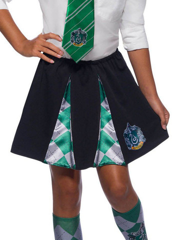 The Wizarding World Of Harry Potter Slytherin Skirt for Girls