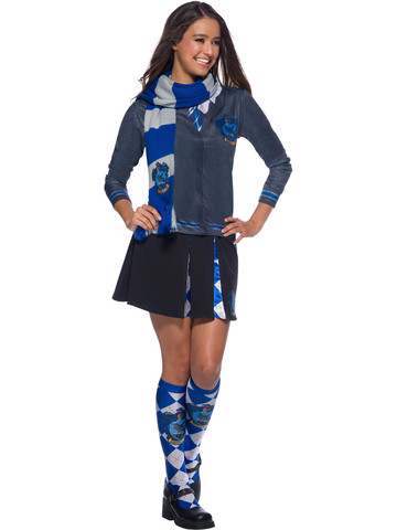 The Wizarding World Of Harry Potter Deluxe Ravenclaw Scarf