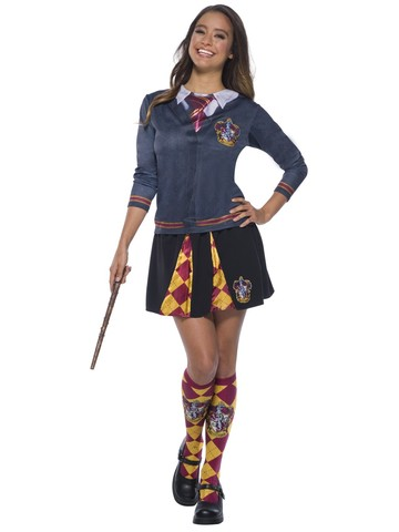 The Wizarding World Of Harry Potter Gryffindor Skirt for Women