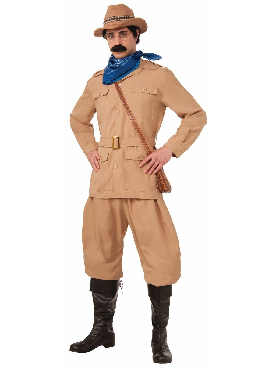 View larger image of Teddy Roosevelt Costume