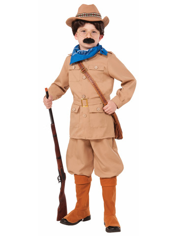 Theodore Roosevelt Costume for Kids