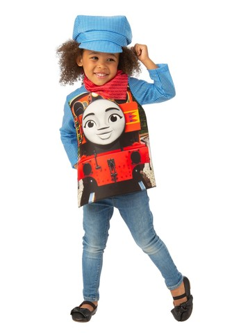 Child Girls Nia Thomas the Tank Costume