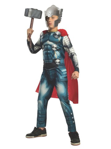 Thor Child Toddler Costume