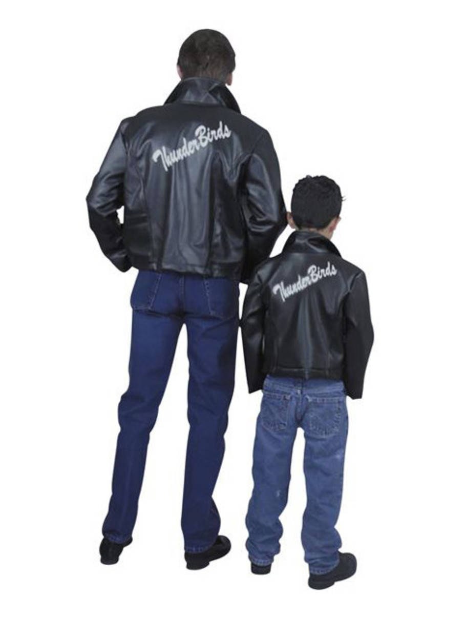 View larger image of Thunderbird Jacket Adult Plus Costume