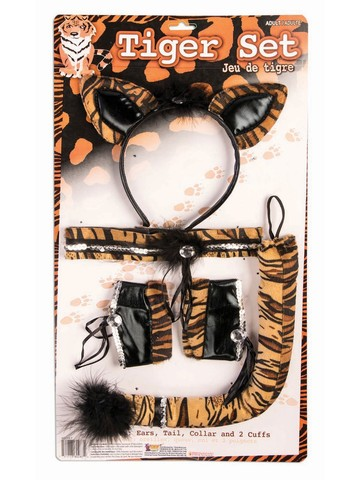 Tiger Costume Kit