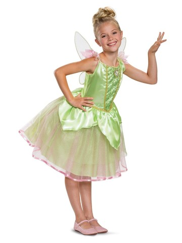 Classic Tinker Bell Toddler Costume