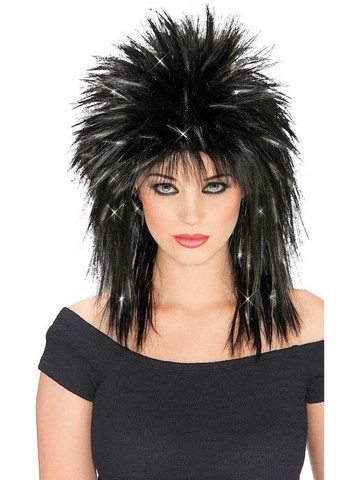 Tinsel Wig Accessory