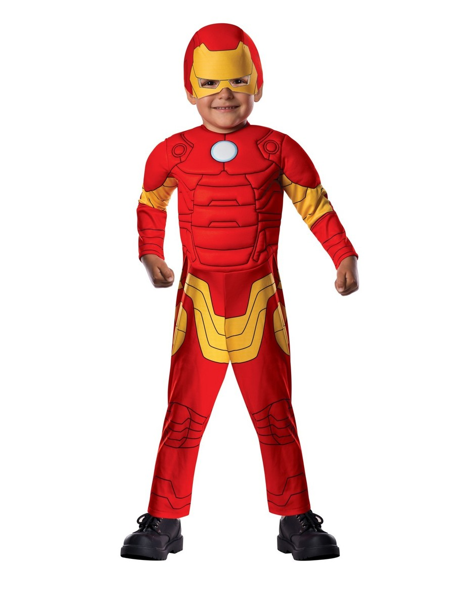 View larger image of Iron Man Child Costume