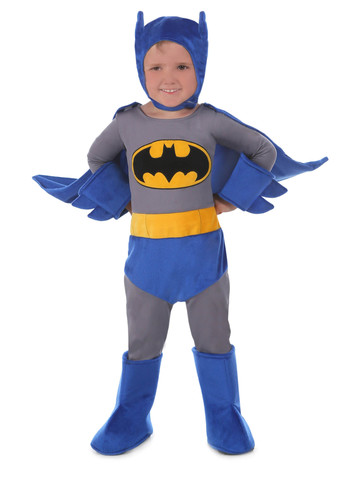 Cuddly Batman Toddler Costume