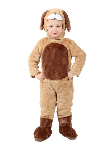 Ben the Brown Puppy Toddler Costume