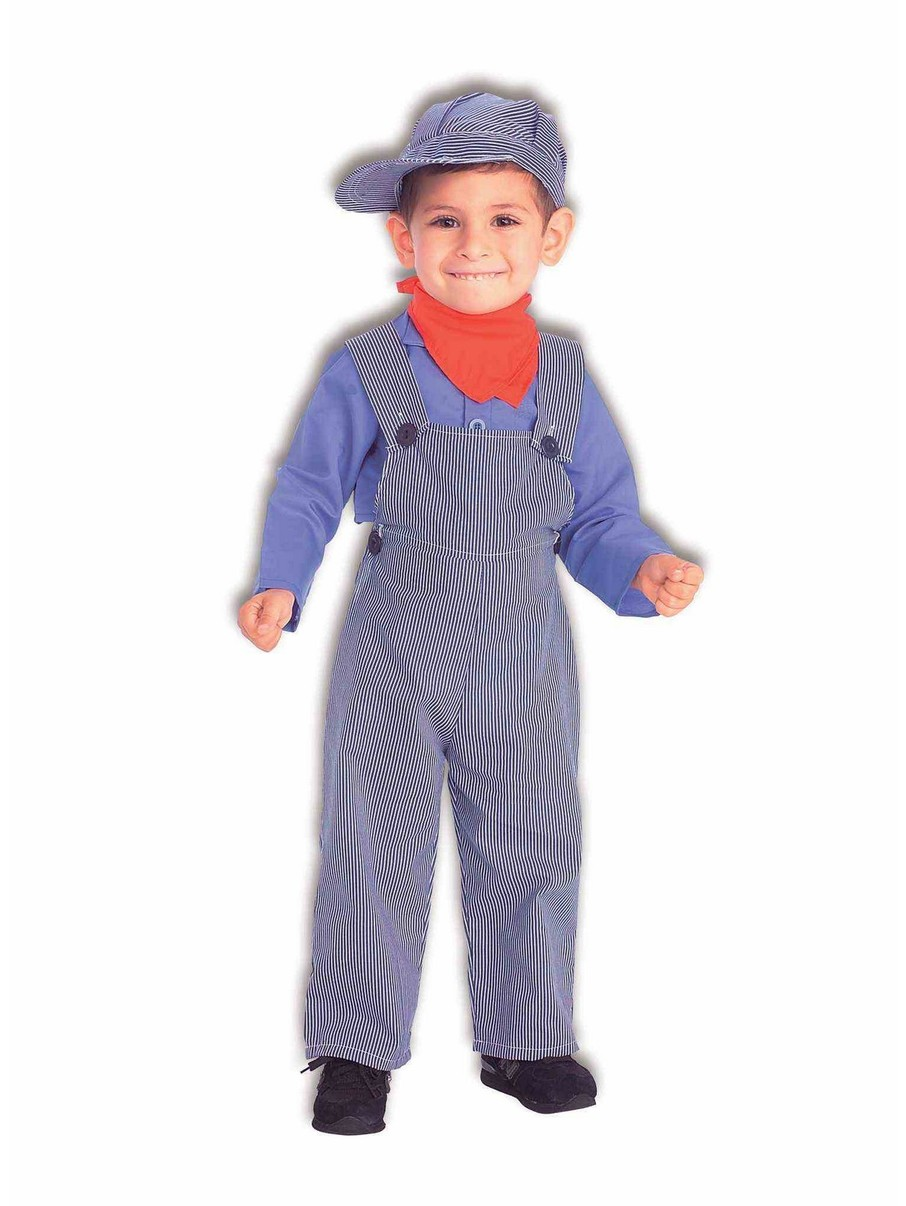 View larger image of Lil' Engineer Boys Toddler Costume