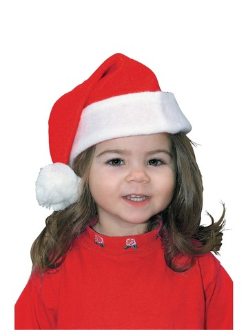Toddler Classic Santa Hat Accessory