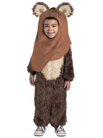 Star Wars Classic Premium Toddler Wicket Costume