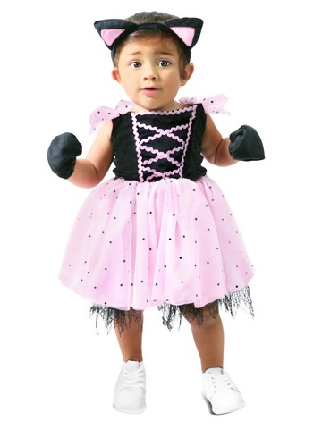 Clawdia the Cat Costume for Toddlers