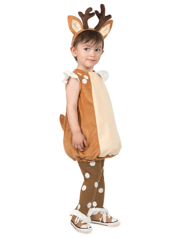 Debbie the Deer Costume for Toddlers