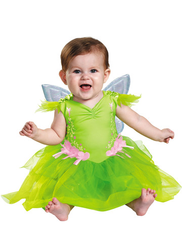 Toddler Disney Tinker Bell Deluxe Costume
