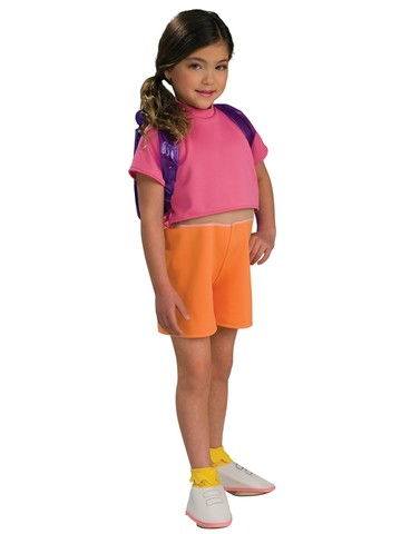 Toddler Dora the Explorer Girls Costume