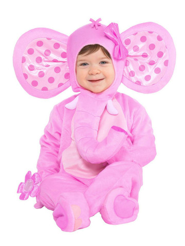 Elephant Sweetie Toddler Costume