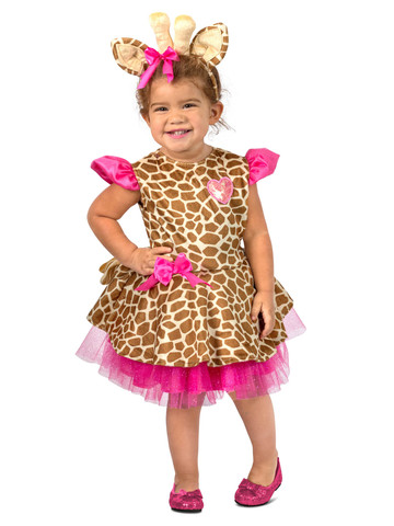 Gigi The Giraffe Toddler Costume