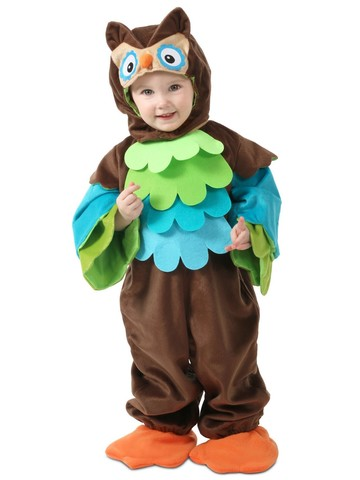 Hoots the Owl Costume for Toddlers