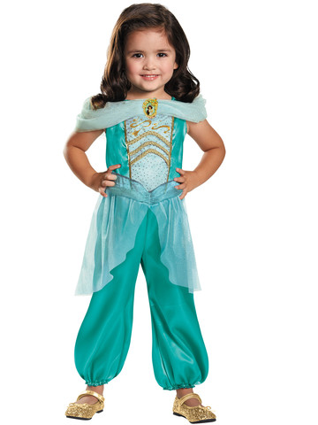 Toddler Jasmine Classic Costume