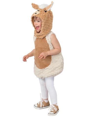 Lenny the Llama Costume for Toddlers