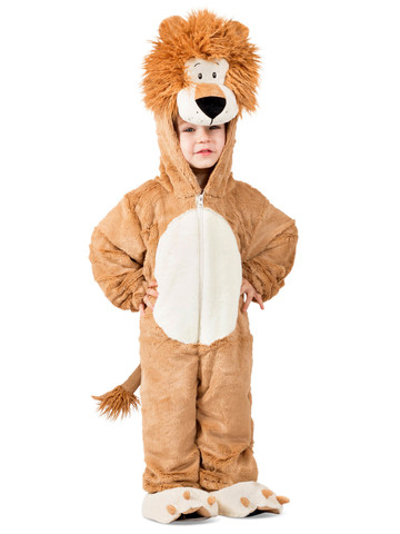 Leroy The Lion Costume for Toddlers