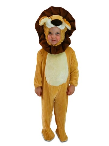 Littlest Lion Costume for Toddlers
