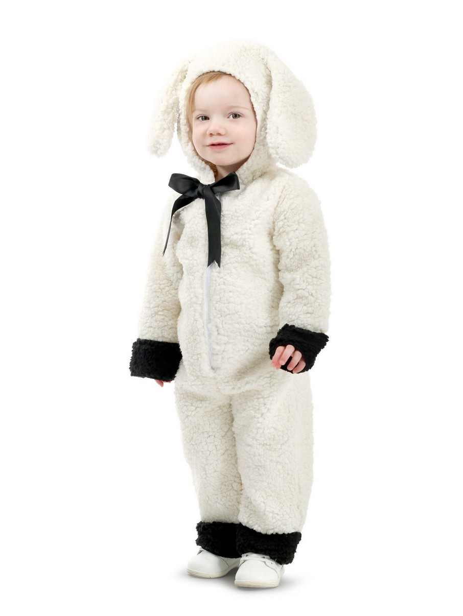 View larger image of Lamb Costume for Toddlers