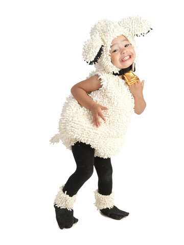 Toddler Lovely Lamb Costume