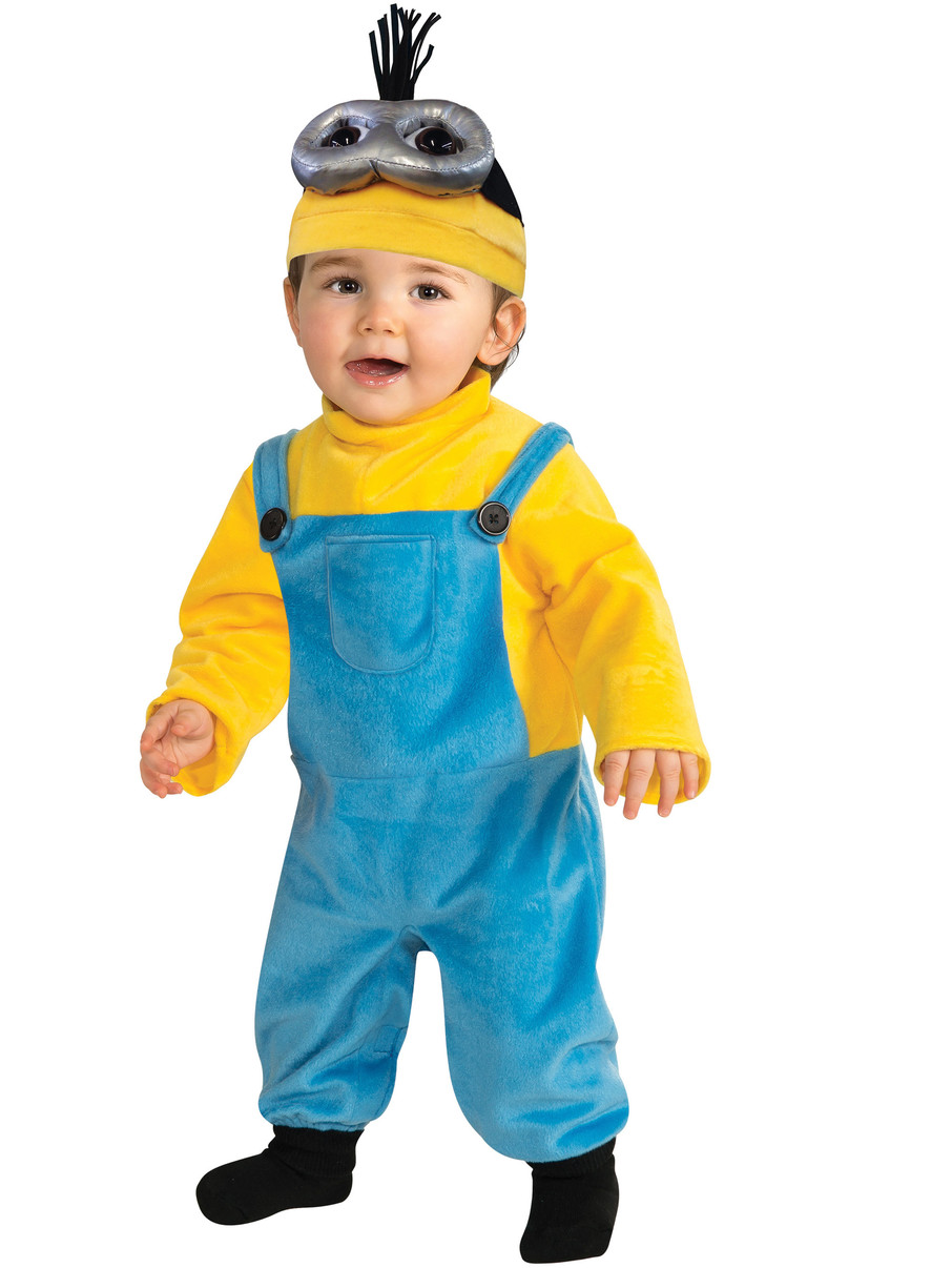 View larger image of Toddler Minion Kevin Costume