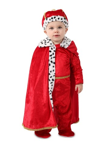 Regaly Royalty King Costume for Toddlers