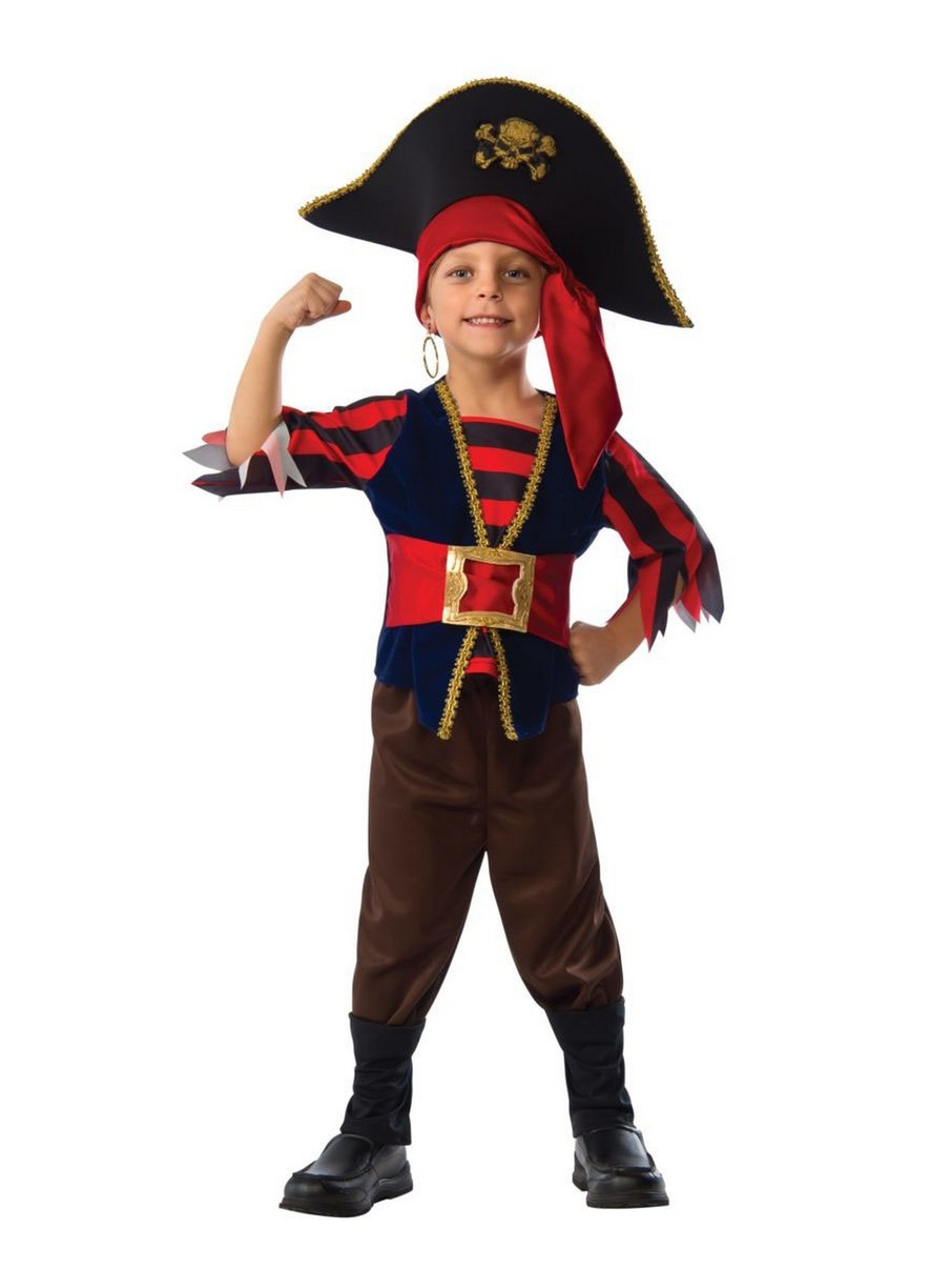 View larger image of Pirate Crewmate Toddler Costume