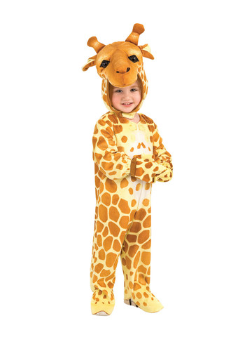 Silly Safari - Giraffe - Toddler's Costume