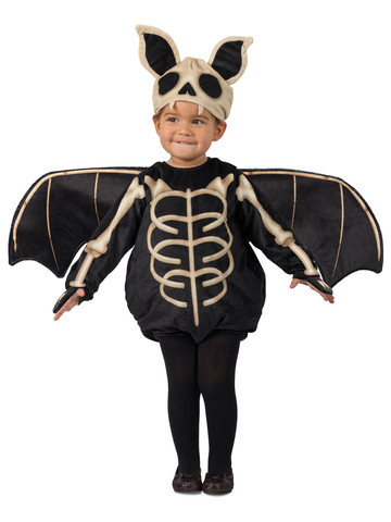 Skele-Bat Costume for Toddlers