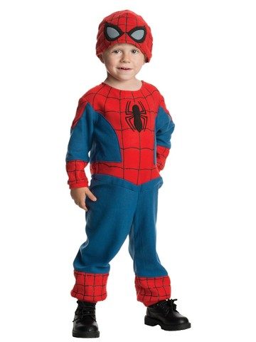 Spider Man Ultimate Costume