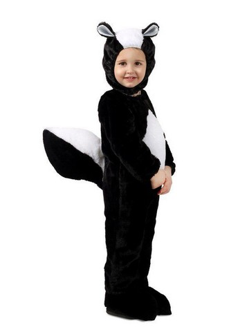 Stinker the Skunk Costume for Toddlers