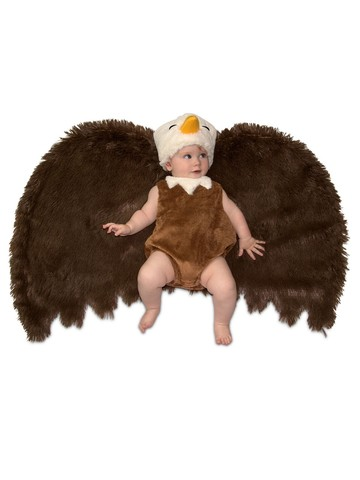 Swaddle Wings Bald Eagle Series
