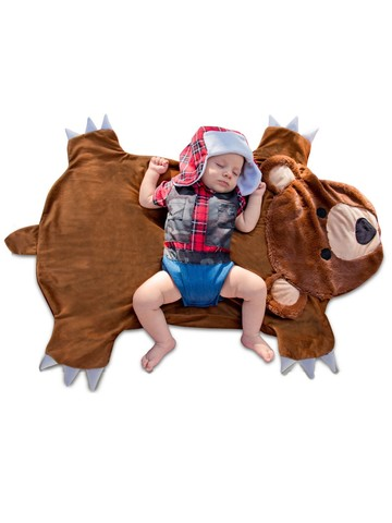 Bear Hunter Swaddle Wings Toddler Costume