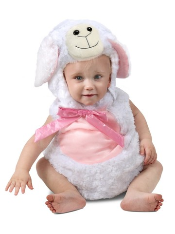 Sweetie Lamb Costume for Toddlers
