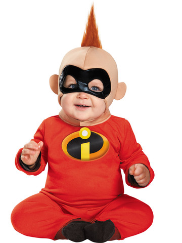 Toddler The Incredibles Baby Jack Jack Deluxe Costume