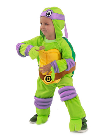 Teenage Mutant Ninja Turtles Donatello Jumpsuit for Toddlers
